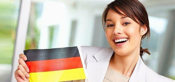 Онлайн-курс немецкого языка от школы «Delingo»