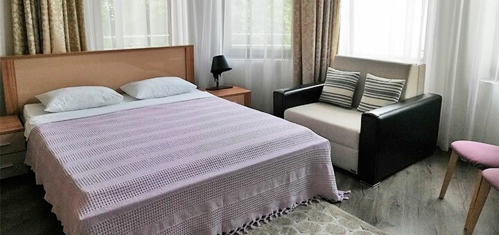 От 3 дней отдыха в августе в апарт-отеле «Villa Georg» в Одессе