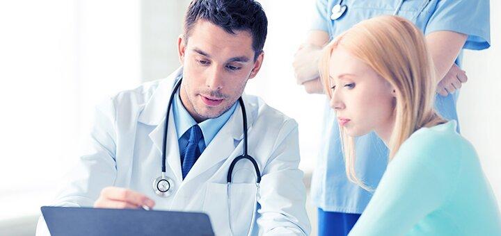 Обследование женщин у онко-маммолога в сети центров «Академия Вашего здоровья»