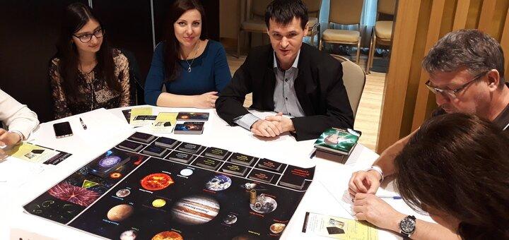 Игра «Космический поток» от центра развития человека «Архитектор Жизни»