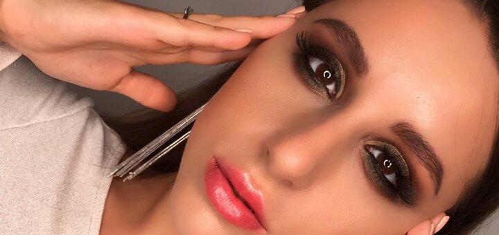 Полный индивидуальный курс обучения профессии «Бровист» в салоне «BeautyPROstudio»
