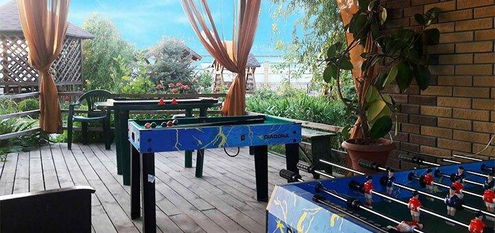 От 3 дней отдыха в сентябре в отеле «Nirvana» на Арабатской Стрелке