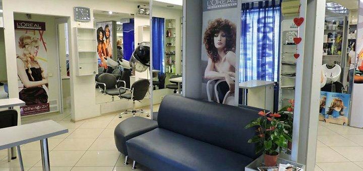 Мужская модельная стрижка в салоне красоты «Larin»