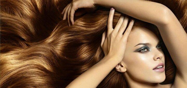 Сложное окрашивание волос в салоне красоты «Larin»