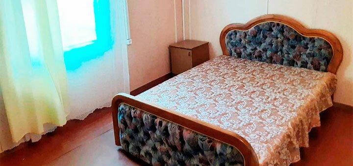 От 3 дней отдыха в сентябре в комплексе «Прибой» на первой линии в Кирилловке на Азовском море