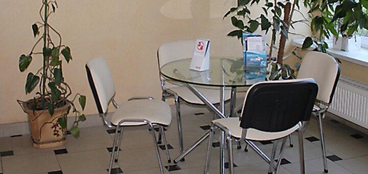 Сертификат на стоматологические услуги в стоматологическом центре «Зубний лікар»
