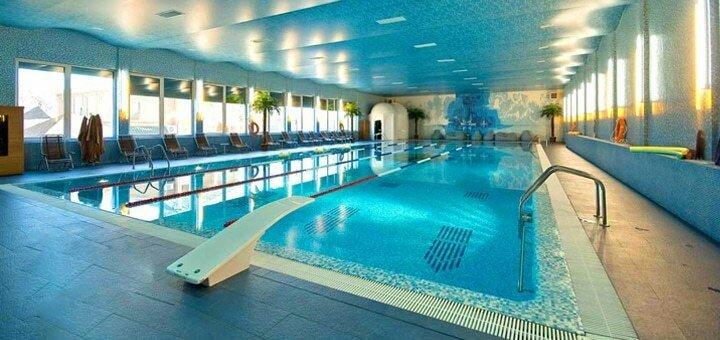 До 10 посещений гидромассажного бассейна в SPA-комплексе «Aqua Paradise»
