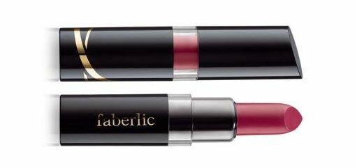 Скидка 34% на губную помаду от «Faberlic»