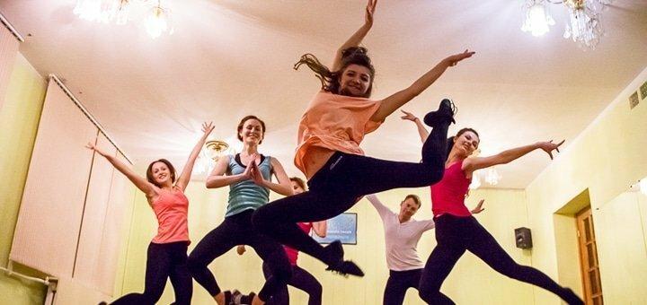 8 занятий по любым направлениям танцев в школе танцев «My Dance Studio»