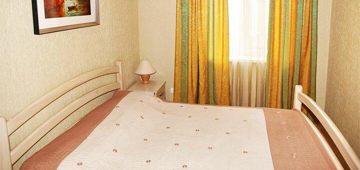 От 3 дней отдыха в отеле с бассейном «Золотой Лев» в Кирилловке на Азовском море