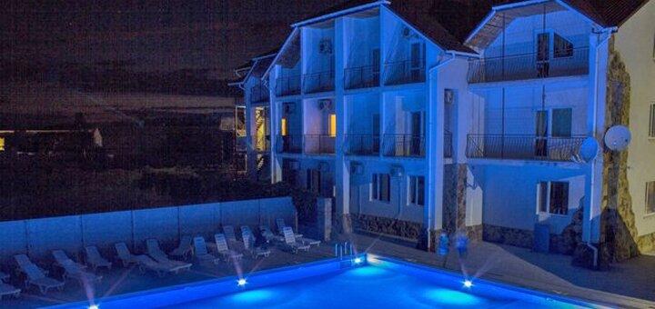 От 3 дней отдыха в бархатный сезон в отеле «Everest» в Железном Порту