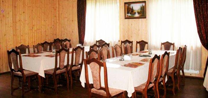 От 3 дней отдыха с двухразовым питанием в отеле «Под Говерлой» в Ворохте