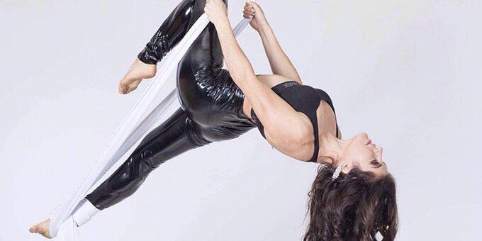 До 8 занятий воздушной гимнастикой в студии «Шарм»