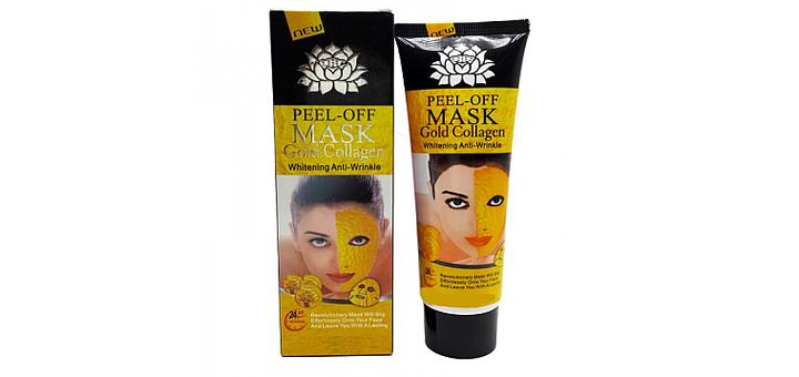 Скидка 20% на золотую маску 24k с коллагеном от «Красота в мелочах»