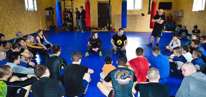 До 2 месяцев безлимитных занятий Crossfit в спортивном клубе «Greka MMA»