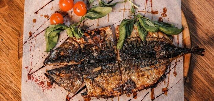Скидка 30% на все меню кухни и бара в ресторане европейской кухни «Киевская реберня»