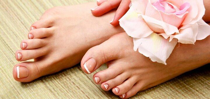 SPA-педикюр, массаж ног, парафинотерапия и другие услуги в Nail Studio & School «N1»