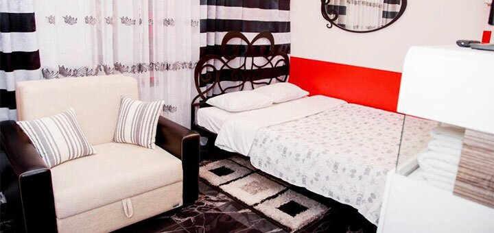 От 3 дней отдыха в отеле «Georg-City» в Одессе на Черном море