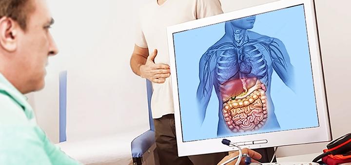 Обследование у гастроэнтеролога в международной медицинской клинике «Нью Лайф»