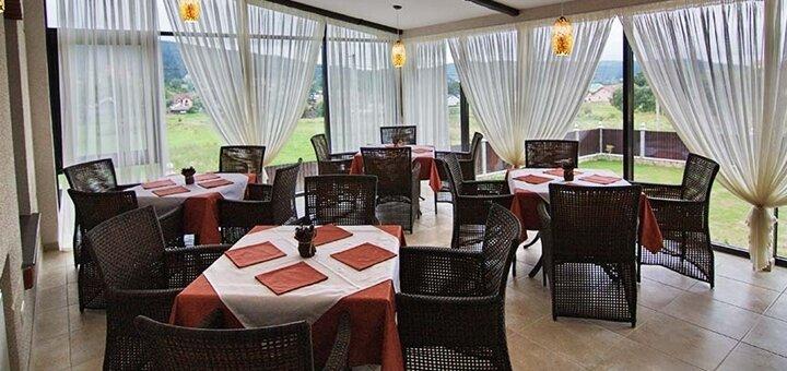 От 3 дней отдыха зимой с трехразовым питанием и SPA в отеле «Villa Grand» в Сходнице