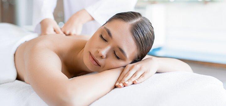 Ультразвуковая, механическая или комбинированная чистка спины в студии красоты «Beauty Med»