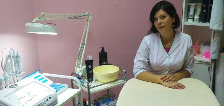 До 3 сеансов пилинга в косметологическом кабинете Инны Литвиновой