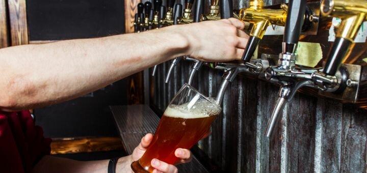 Знижка 50% на пиво в мережі розливних напоїв «Beer Set»