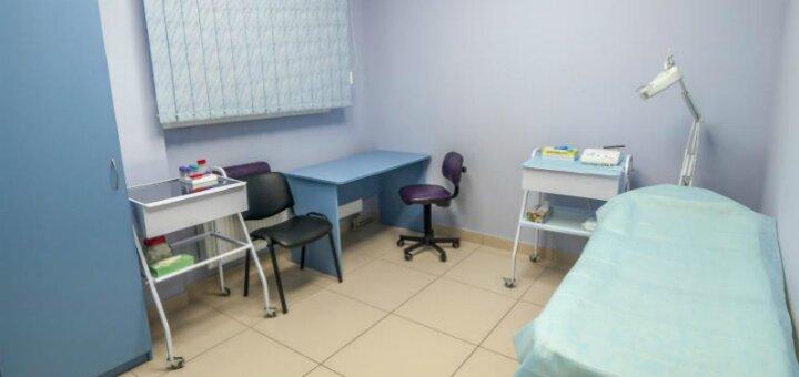 Консультація  лікаря хірурга флеболога та УЗД  дуплексне сканування ніг «VeroMed»