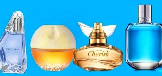 Скидка 40% на серию парфюмерии «Avon»