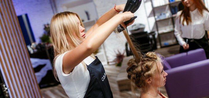 Стрижка, восстановление и лечение волос в салоне красоты «My Iris»