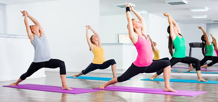 До 12 занятий йогой в клубе «Йога и Фитнес»