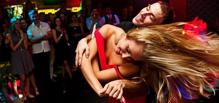 До 36 занятий латиноамериканскими танцами в школе танцев «Файна Salsa»
