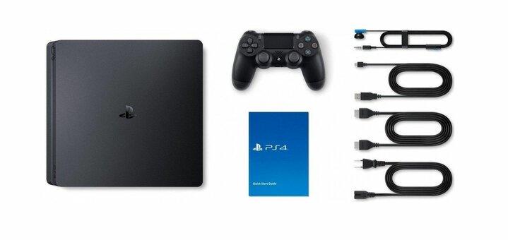 Скидка 1300 гривен на PlayStation 4 Slim 1Tb от «Грейпл»