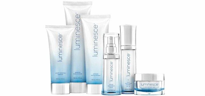 Скидка 20% на 5 пробников омолаживающей сыворотки «Luminesce»