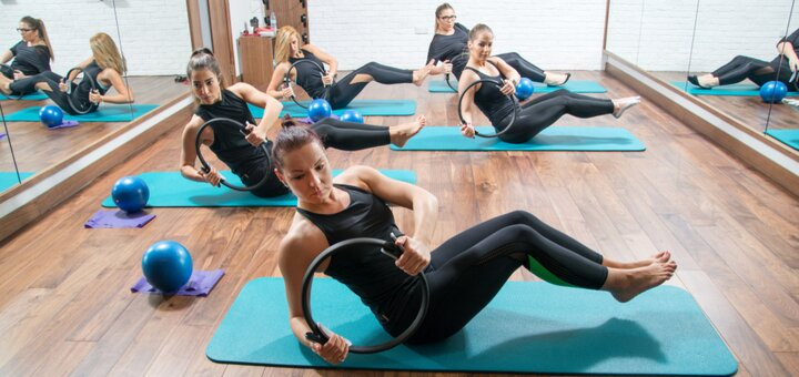 До 24 занятть Strong Body, HIIT або Рilates в спортивному клубі «Інтенсив Студіо»