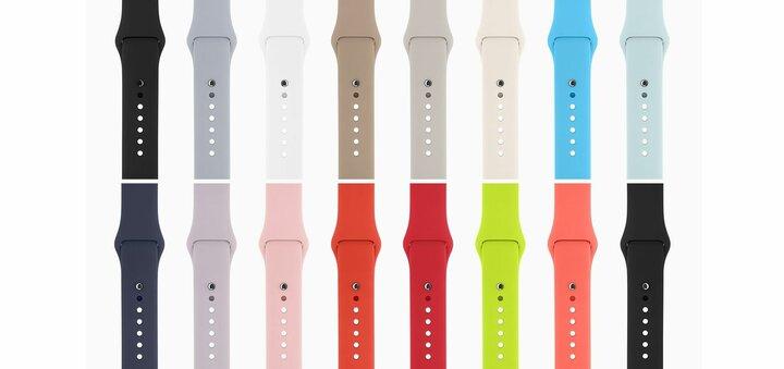 Скидка 250 гривен на ремешки Apple Watch от интернет-магазина «Грейпл»