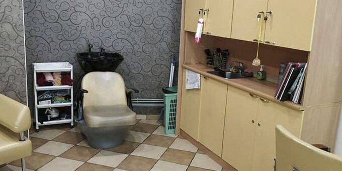 Интенсивное восстановление волос, окрашивание в салоне красоты «Don Vi»