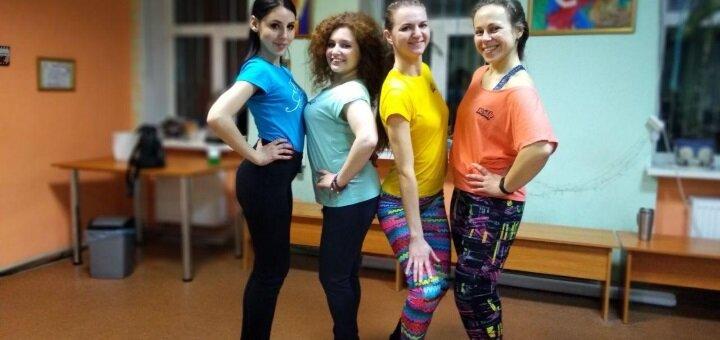До 72 занятий по курсу «Фитнес-марафон» в школе танцев «Файна Salsa»
