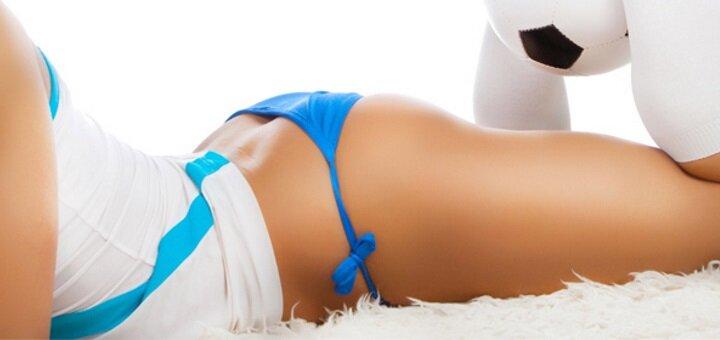 До 10 сеансов вакуумного массажа тела, RF-лифтинга и обертывания в кабинете «Muza»