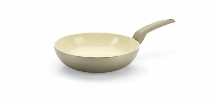 Скидка 30% на сковороду вок Ceramica Allegra Delimano от «Top Shop»