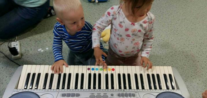 До 12 занятий по раннему музыкальному развитию для детей в «Музыкальной студии»