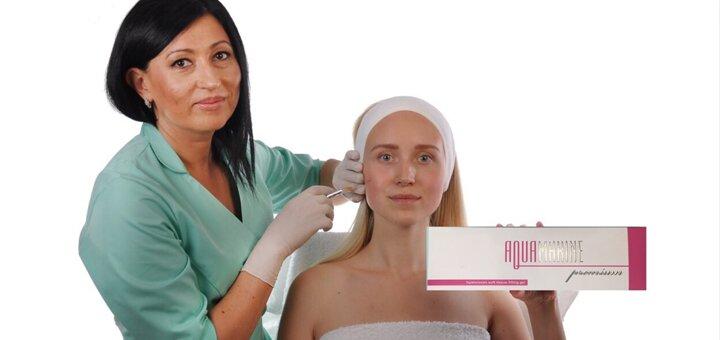 Скидка до 63% на увеличение губ, коррекцию носогубных складок и моделирование скул в кабинете «The Good Cosmetology»