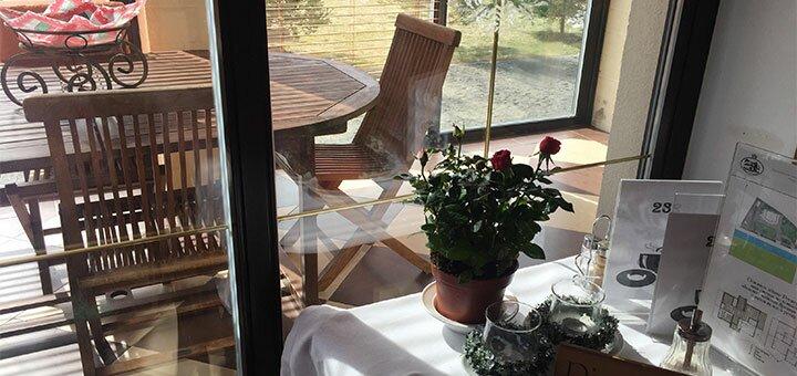 От 3 дней отдыха осенью с питанием в отеле «Золотая подкова» в Славском