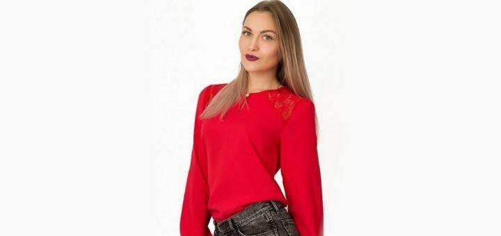 Скидка 20% на все женские блузки от интернет-магазина «LiLove»