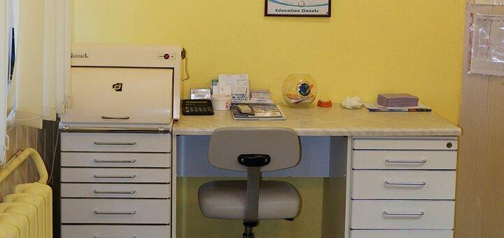 Установка до 2 пломб и лечение кариеса в сети «Святого Аполлония», «Аранта» и «Стома-сервис»