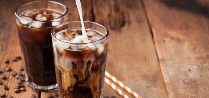 Скидка 50% на напитки от кофейни «Coffee break time»