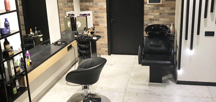 Стрижка кончиков, окрашивание с укладкой в салоне красоты «Beauty Salon S25»