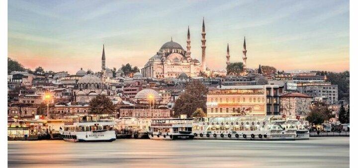Скидка до 5% на тур в Стамбул от агентства «Соната»