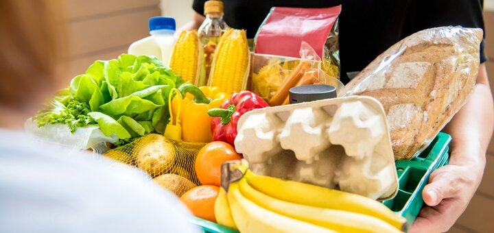 Скидка 85% на сертификат на 100 грн на заказ продуктов питания в интернет-магазине «Takfur»