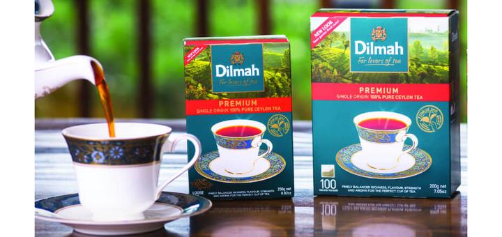 Скидки от 5% до 20% на чай Dilmah от «T-coffee»